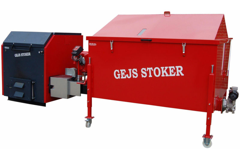 GEJS Alcon 125 Boiler with optional stoker